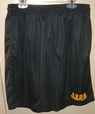 Team Gear Avon Ohio   wrestling shorts by Alleson large