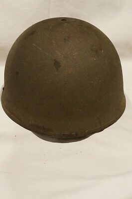 WW2 British RAC Armoured Corps Tankers Helmet 1943 Dated