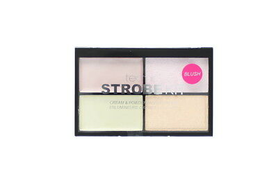 Technic Strobe Kit 2 Cream & 2 Powder Highlighter Palette - Blush