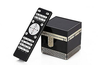 Kabah Quran, Hajj,Hadith, Dua, Hisnul Muslim, translation, Speaker+Remote & More