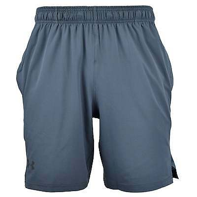 Under Armour Cage Shorts - Grey