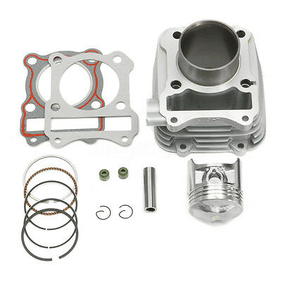 125CC Cylinder Barrel & Position Kit BIG BORE For SUZUKI GN125 GZ125 GS125 DR125