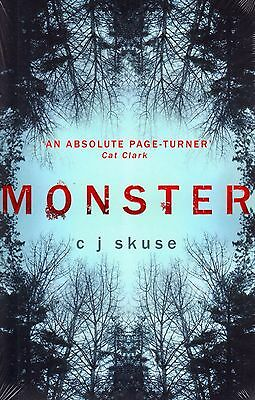 Monster by C. J. Skuse BRAND NEW BOOK (Paperback, 2015)