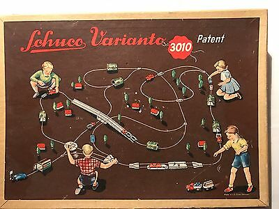 Schuco -Varianto 3010 D made in U.S.-Zone Germany, mint, in undamaged Box.