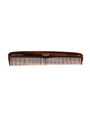 Uppercut Deluxe Mens Barber Barbershop CT5 Tortoise Shell Style Styling Comb