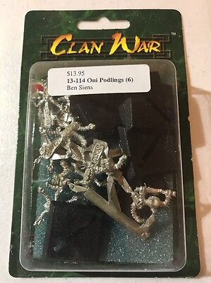Clan War AEG Oni Podlings Shadowlands L5R Legend Of The Five Rings