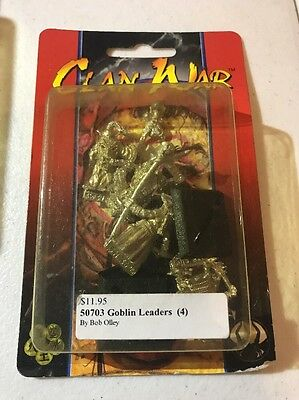 Clan War AEG Goblin Leaders Shadowlands L5R Legend Of The Five Rings