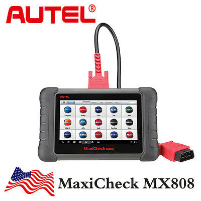Autel Maxicheck MX808 MD802 ALL System Service IMMO/TPMS Diagnostic Scanner Tool