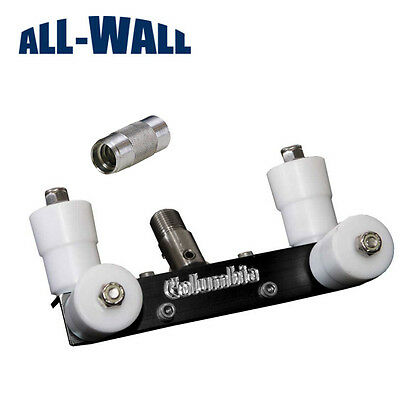 Columbia Drywall Outside 90-Degree Corner Bead Roller w/Free Adapter