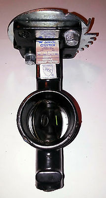 """1 Used Anvil Gruvlok An7721-3 Grooved Butterfly Valve 2"""" ***Make Offer***"""