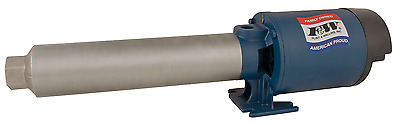 "New! Flint & Walling 3/4 Hp Multi-Stage Booster Pump, 1Ph, 115/230V, 3/4"" Fnpt"