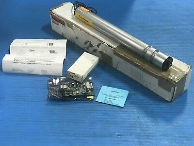 New Interroll 64:1 Roller Drive 24Vdc With 8956 Controller Card (I7)