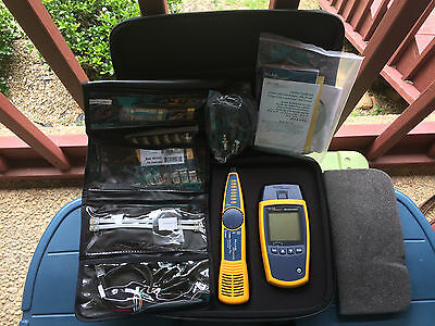 Fluke Networks MS2-KIT MicroScanner2 Professional Kit