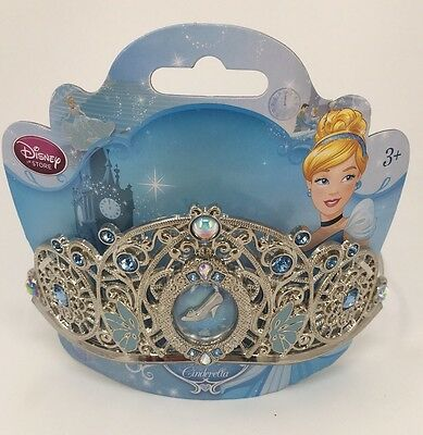 Disney Store Cinderella Costume Dress Up Tiara - Role Play Crown
