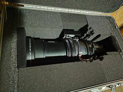 Projection Lens CT/Legacy Mount 1.16 - 1.49 Zoom