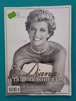 US Special Edition Princess Diana  A Tribute To Her Life July/ 27/ 2017