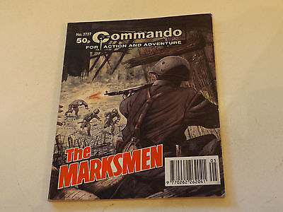 Commando War Comic Number 2727!,1994 Issue,v Good For Age,23 Years Old,very Rare