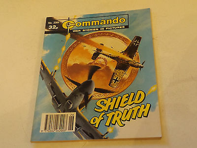 Commando War Comic Number 2364!,1990 Issue,v Good For Age,27 Years Old,very Rare
