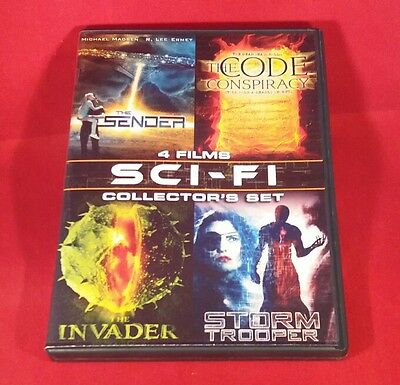 Sci-Fi Thrillers Collector's Movie Set (DVD)