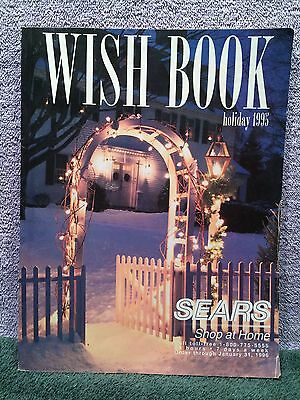 Sears 1995 Holiday Wish Book