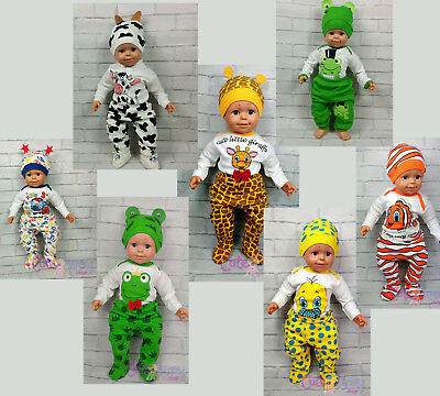 0-3 Cute Baby Shower Clothes Vest Bodysuit Pants Hat Newborn Outfit Set Gift 3-6