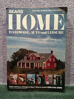 Sears 1989 Home Catalog Fall Special Edition