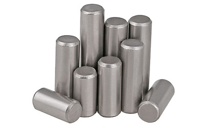 Stainless Steel 304  A2 Cylindrical Pin Dowel Positioning Pin M5 M6 M8