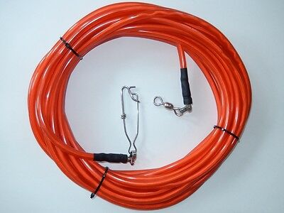 HIGH VIS RED Spearfishing Speargun Float Line 5m - 30m