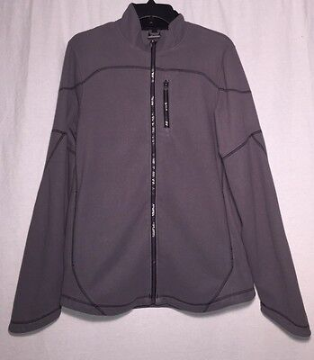 Men's Under Armour Full Zip Fleece Jacket - Size Medium