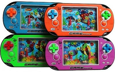 Water Game Handheld Toy Kids Party Favour Toy Puzzle - 12 Pieces