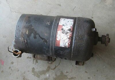 Dayton Gear Reduction Motor 1/3 HP 1725 RPM 115V 1-Phase 157 RPM Out