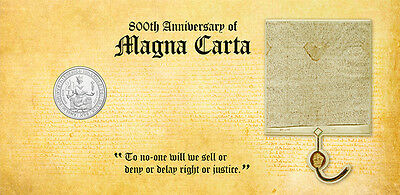 2015 800th Anniversary of Magna Carta | PNC (Limited 7500)