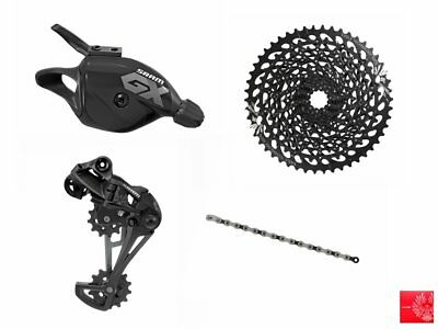 Sram GX Eagle 1x12 speed Groupset Kit 4 pieces Trigger Shift RD Cassette Chain