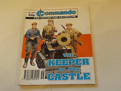 Commando War Comic Number 2972!,1996 Issue,v Good For Age,21 Years Old,very Rare