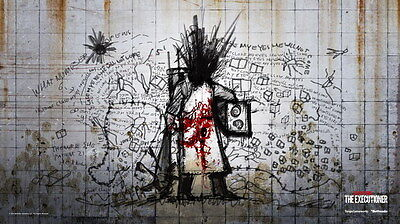 "011 The Evil Within - Ghost Survival Horror Shooting Game 24""x14"" Poster"