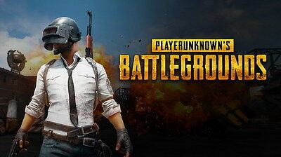 """004 PlayerUnknown Battlegrounds - Action Strategy Shooting Game 24""""x14"""" Poster"""