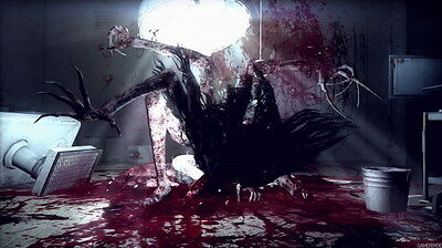 """008 The Evil Within - Ghost Survival Horror Shooting Game 24""""x14"""" Poster"""