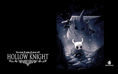 """003 Hollow Knight - ACT Action Game 38""""x24"""" Poster"""