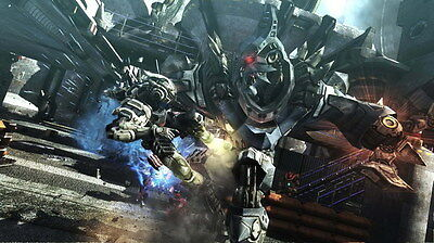 """001 Vanquish - Action Shooting Game 42""""x24"""" Poster"""