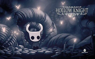 """004 Hollow Knight - ACT Action Game 38""""x24"""" Poster"""