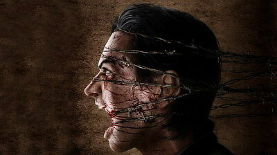 """016 The Evil Within - Ghost Survival Horror Shooting Game 42""""x24"""" Poster"""
