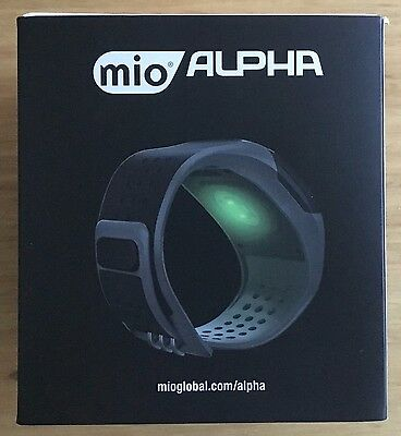 MIO Alpha Strapless Heart Rate Monitor - RRP $249