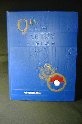 9th  INFANTRY DIVISION ARMY~FORT CARSON CO~DECEMBER 1956 YEAR BOOK