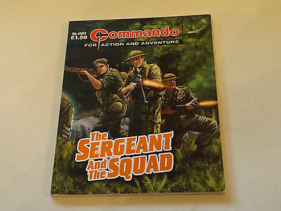 Commando War Comic Number 4552!,2012 Issue,v Good For Age,05 Years Old,very Rare