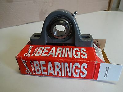 "Browning Mounted Pillow Block Bearing 6X235C/vps-116 1"" Shaft Size"