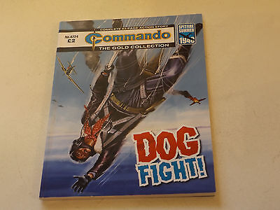 Commando War Comic Number 4724!,2014 Issue,v Good For Age,03 Years Old,very Rare