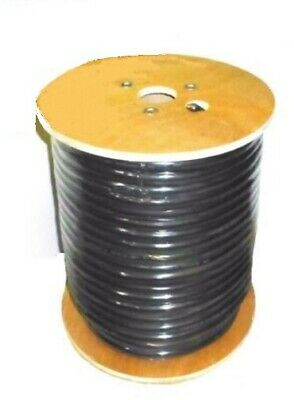 12 Gauge 500 FT Feet 2 Conductor Stage Speaker Cable Wire Bulk RS1X12-500