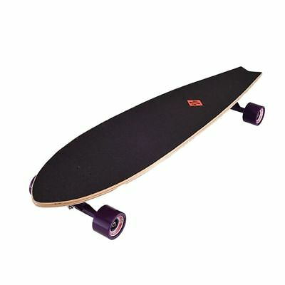 Street Surfing Longboard Skateboard Skating Sunset Fishtail 107 cm 06-01-015-2
