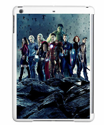 The Avengers / Marvel - iPad Case - iPad 2/3/4 / AIR / AIR 2 / PRO / MINI 1234