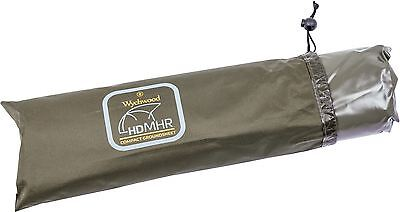Wychwood HD MHR Compact Brolly Grownsheet / Fishing / Leeda